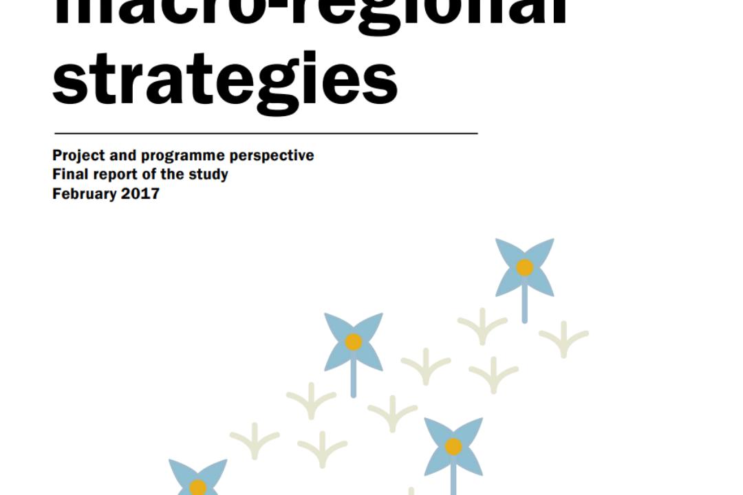 Added value of macro-regional strategies (Interact Report)
