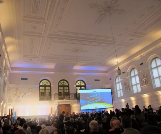 1st Annual Forum of the EUSDR | November 2012