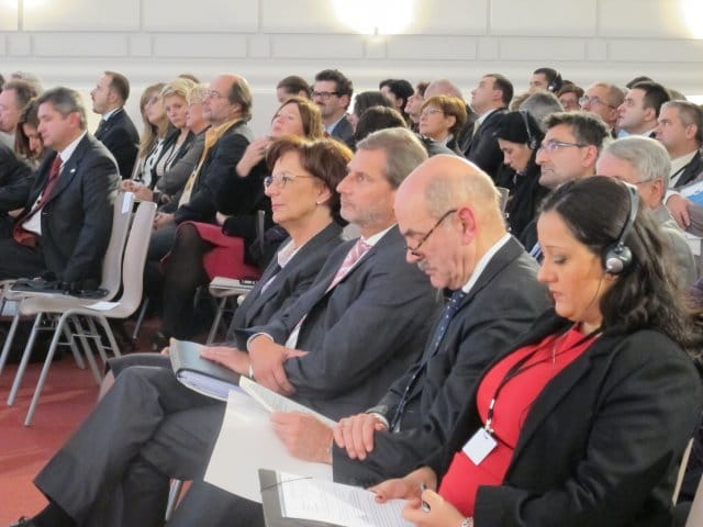 1st Annual Forum of the EUSDR