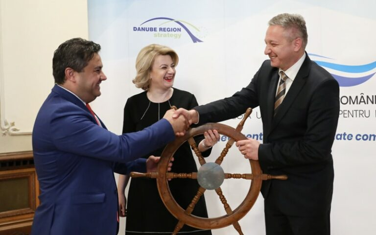 EUSDR Croatian Presidency Programme for 2020