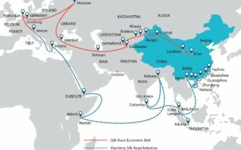 "INVITATION – A ""European Silk Road"", 21st November, Brussels"