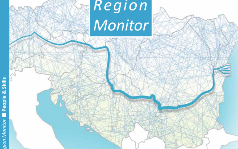 Danube Region Monitor is updated and available!