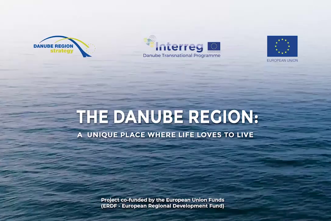 The Danube Region – a unique place where life loves to live