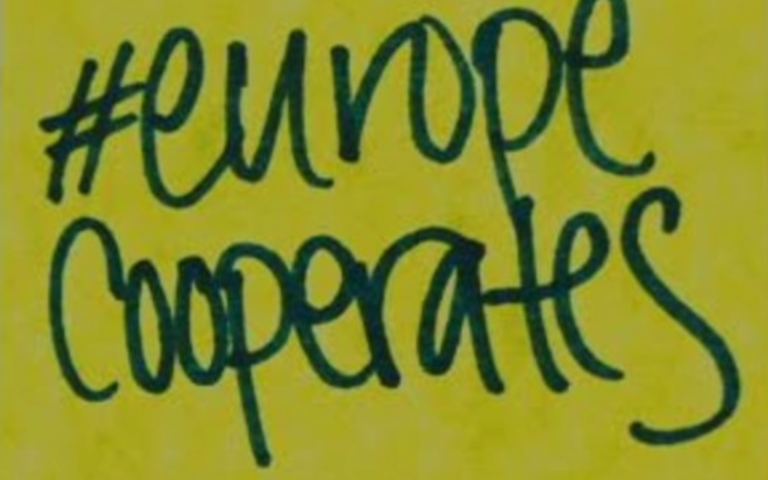 Europe, let's cooperate … at the Interregional Cooperation Forum, June 9th
