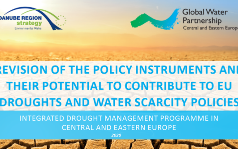 Revision of the Policy Instruments and their Potential to Contribute to EU Droughts and Water Scarcity Policies