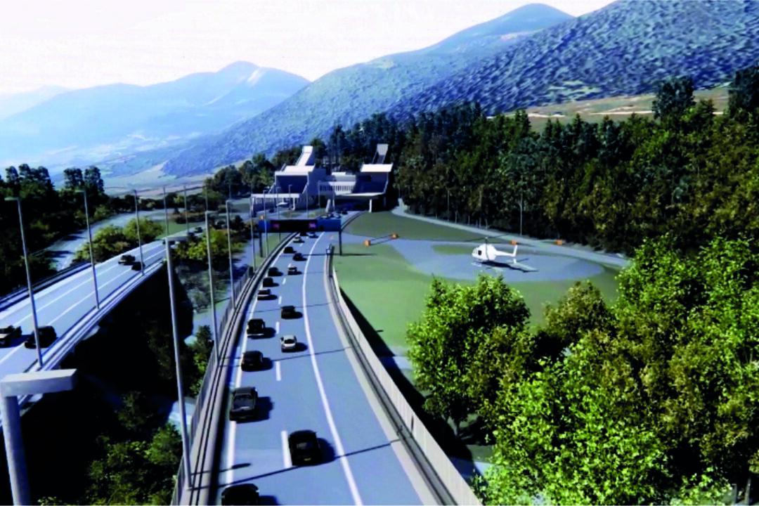 Faster & safer road mobility in the Danube Region: the Karavanke (Karawanks) motorway tunnel
