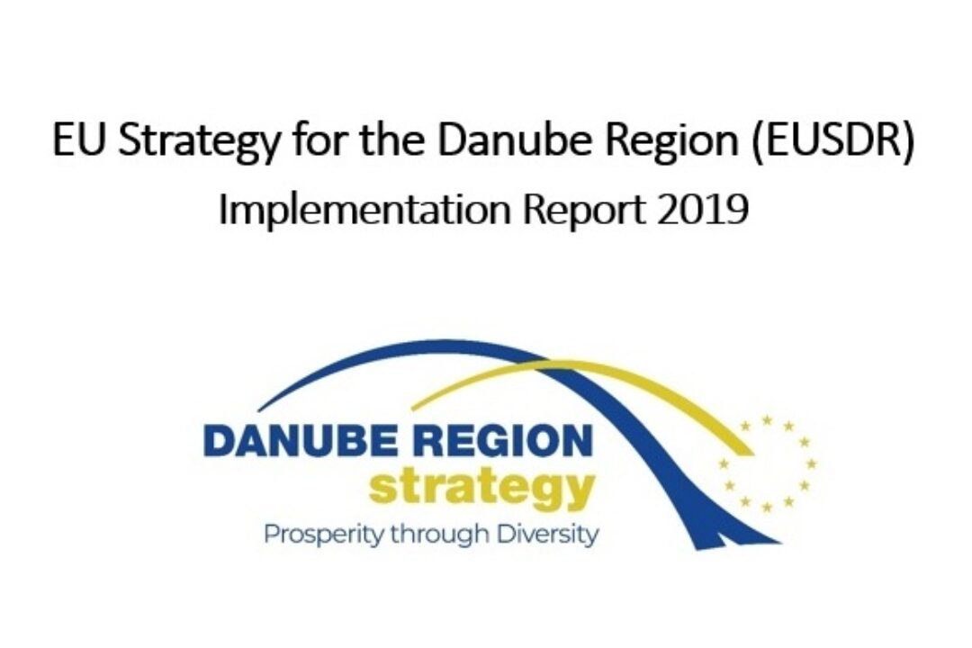 EUSDR Implementation Report 2019 available now!