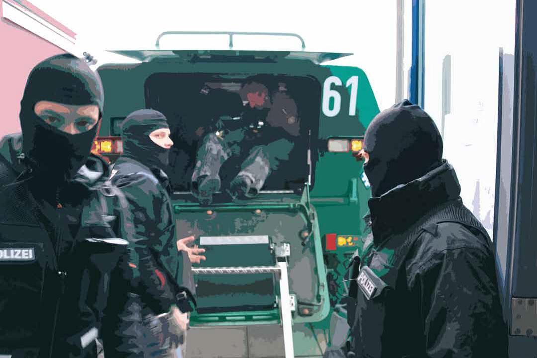 Fighting against organised crime in the Danube Region