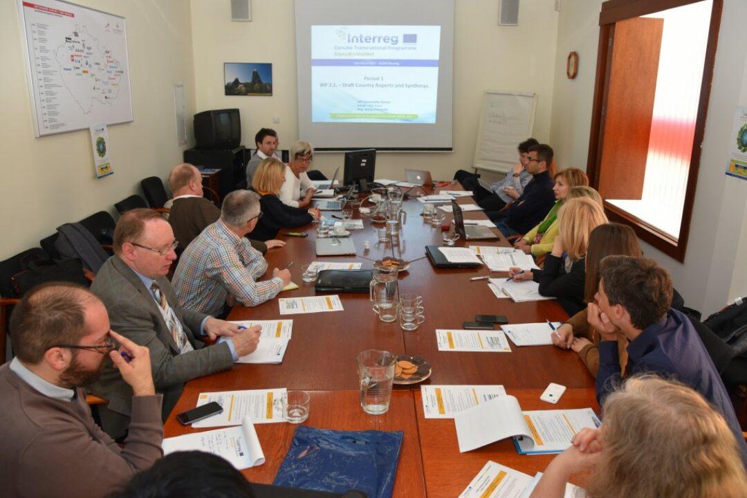 DanuBioValNet – creating Danube bio-based value-added networks