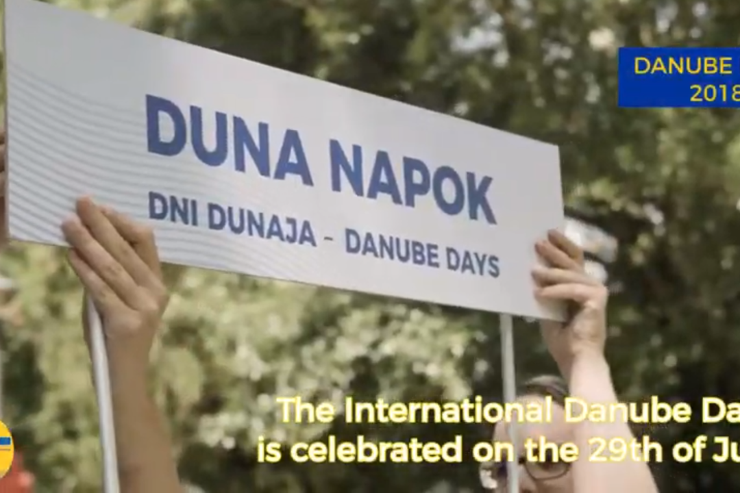 "DANUrB, a regional network meant to strengthen the ""Danube"" cultural identity and solidarity"