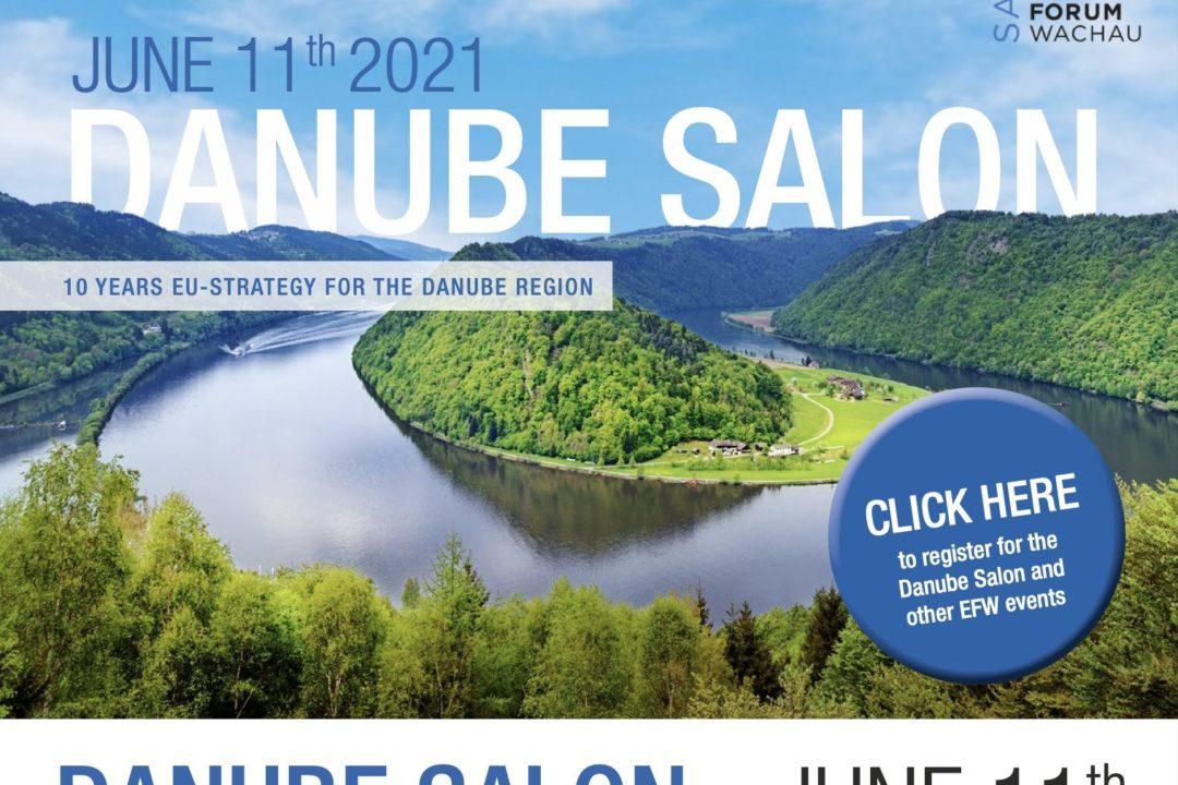 Register now for the Danube Salon 2021 – online on 11th June