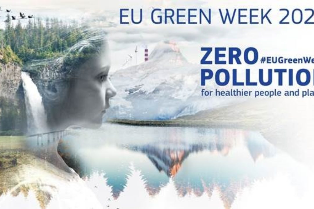Recordings of EU Green Week available now!