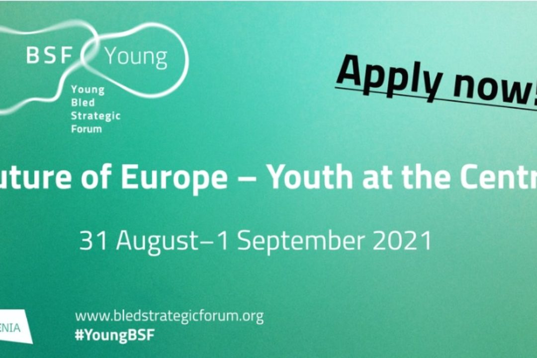 Young Bled Strategic Forum – Opportunity to apply